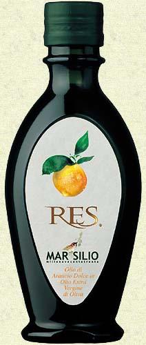 Marsilio Olio Orange Olivenöl 0,25 l